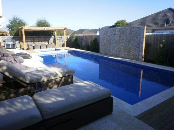 Swimming Pool Designs by Instyle Gardens