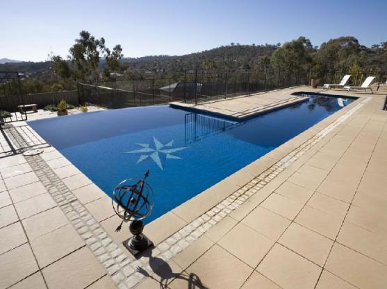 Infinity Pool Design Ideas by Construct and Renovate