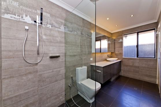 Frameless Shower Screen Designs by Total Bathroom Revamps