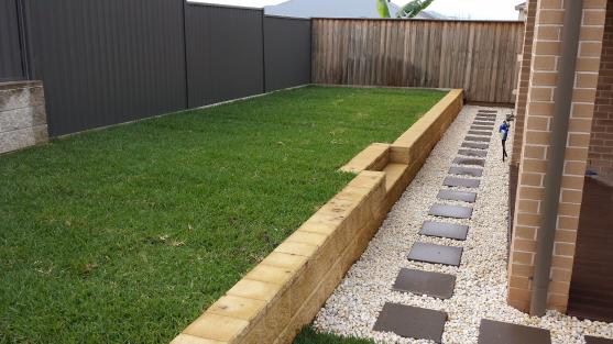 Garden Path Design Ideas by Steady Eddie's Landscaping Pty Ltd