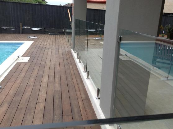 Pool Decking Design Ideas by JS Engineering services