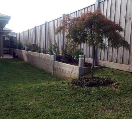 Get inspired by photos of retaining walls from australian for Landscape construction adelaide
