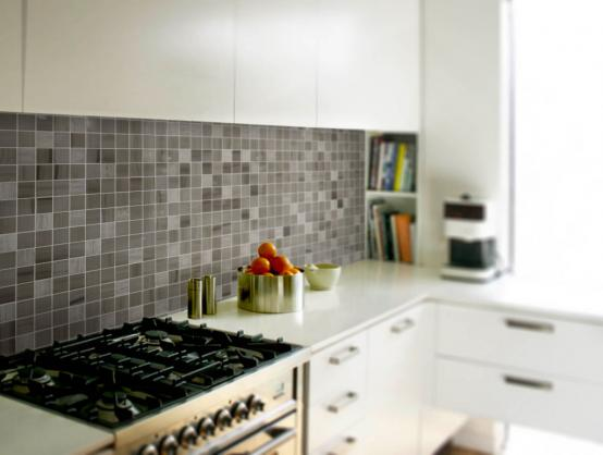 Rangehood Ideas by Wollondilly Tiles