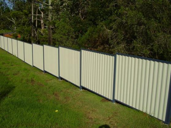 Colorbond Fencing Desgins by Fencescape