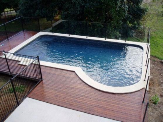 Plunge Pool Designs by Fencescape