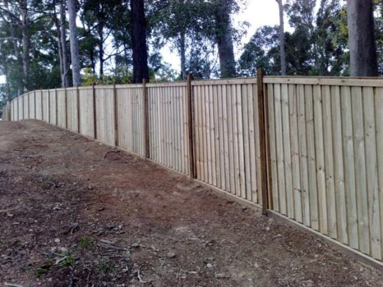 Timber Fencing Designs by Fencescape