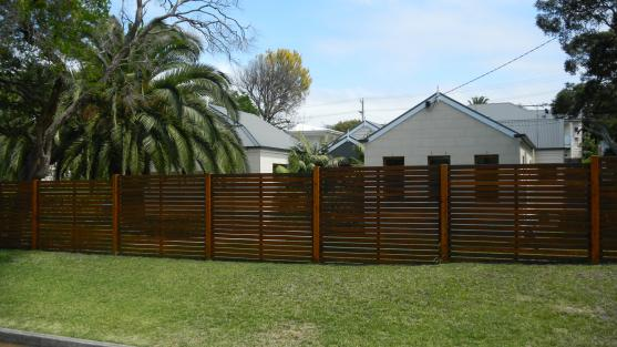 Colorbond Fencing Desgins by Argyle Home Improvements Pty Ltd