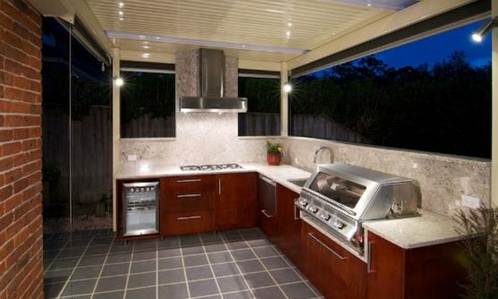 Outdoor Kitchen Ideas by Braddon Kitchens