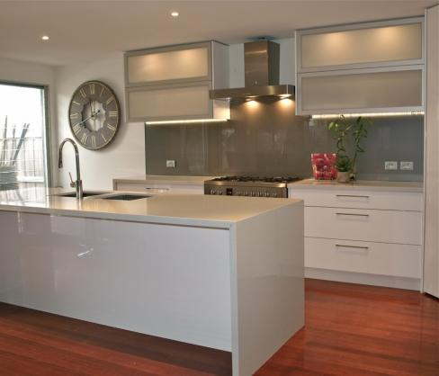 Kitchen Island Design Ideas by 1 Touch Tiling