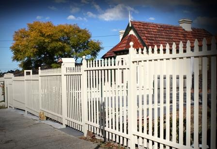 Picket Fencing Designs by Eversure Fencing