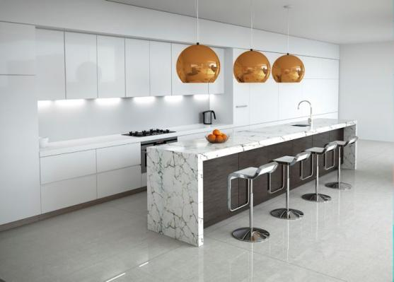 Kitchen Island Design Ideas by A Colour ID