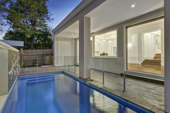 Swimming Pool Designs by Seascape Constructions