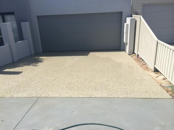 Driveway Designs by MJ Concrete Services