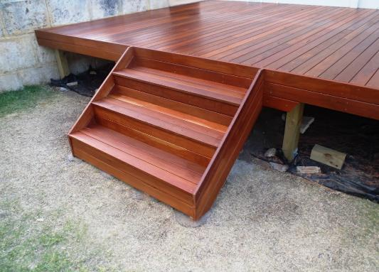 Elevated Decking Ideas by Breakers to Bush Building Services