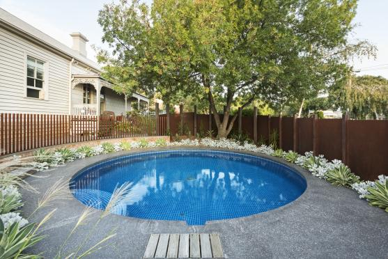 Plunge Pool Designs by Paal Grant Designs in Landscaping