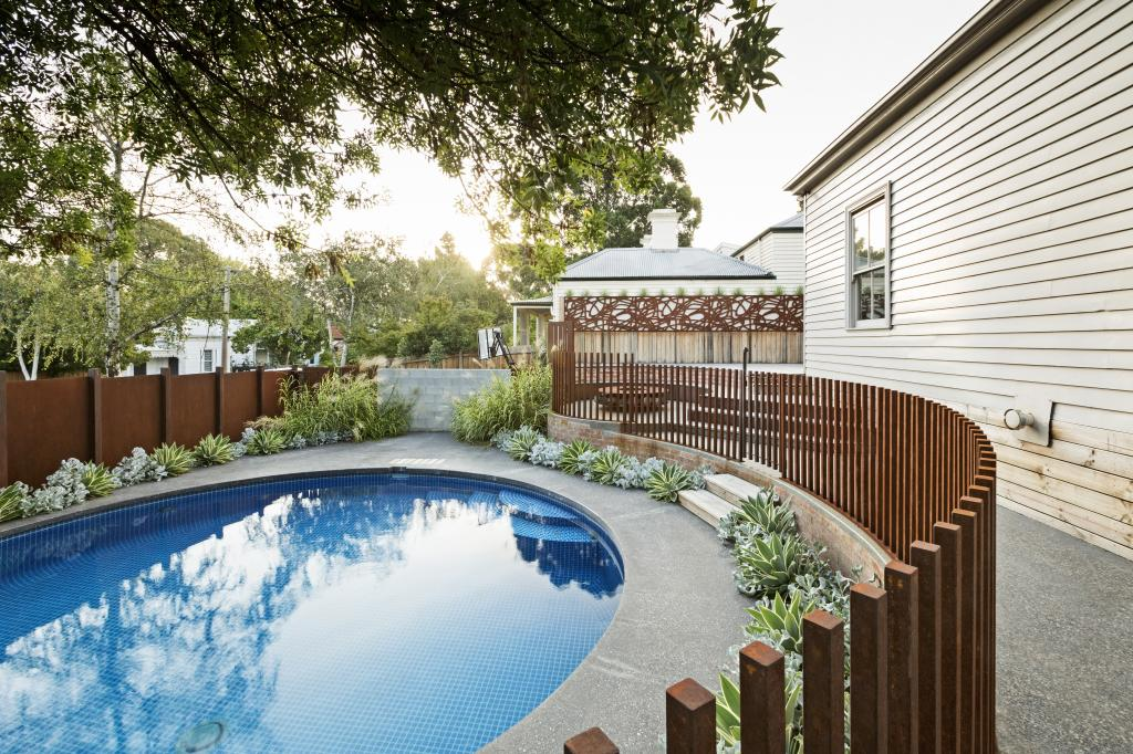 pool fencing inspiration - paal grant designs in landscaping