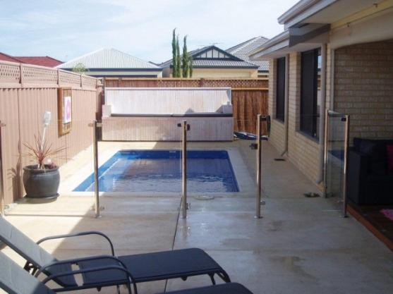 Plunge Pool Designs by Clear Choice Pool Fencing