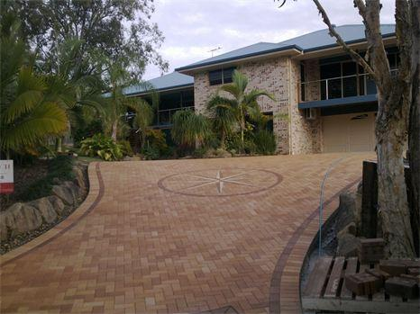Driveway Designs by Bay Coastal Concreting Services