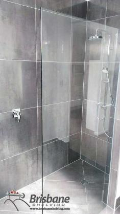 Shower Design Ideas by Brisbane Shelving