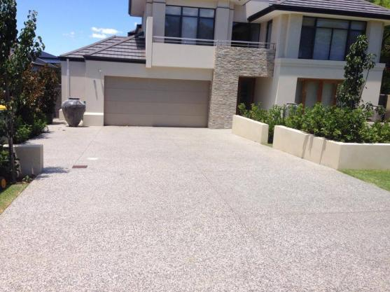 Driveway Designs by Mr Concrete and Construction Pty Ltd