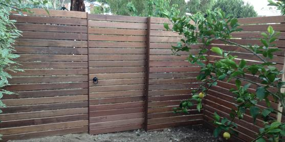 Timber Fencing Designs by Eastside Fencing