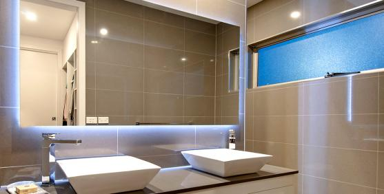 Bathroom Tile Design Ideas by Mode Creative Homes - Mode Decks & Pergolas