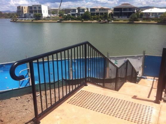 Balustrade Designs by Paradise Fabrication & Fencing