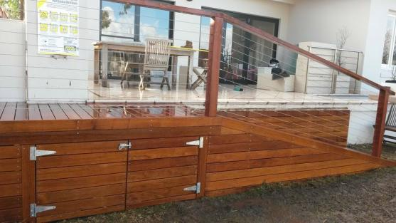 Elevated Decking Ideas by Morris Building & Carpentry