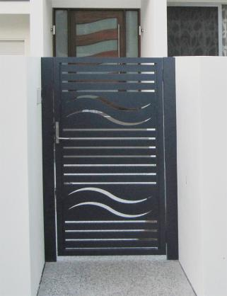 Front Gate Designs by Smart Installations