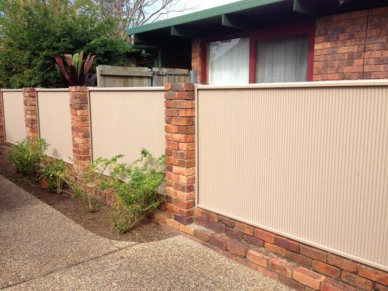 Brick Fencing Designs by Smart Installations