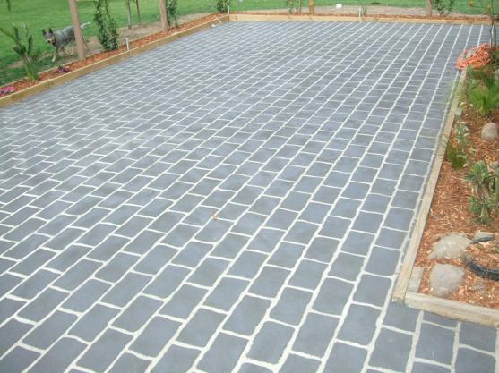 Driveway Designs by Peninsula Concreting