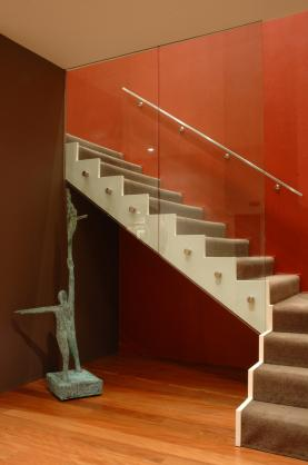 Handrail Design Ideas by Calandra Constructions Pty Ltd