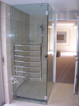 Shower Design Ideas by Tuff Stuff Design