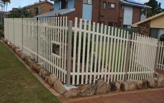 Picket Fencing Designs by Palisade Security Fence Manufacturers