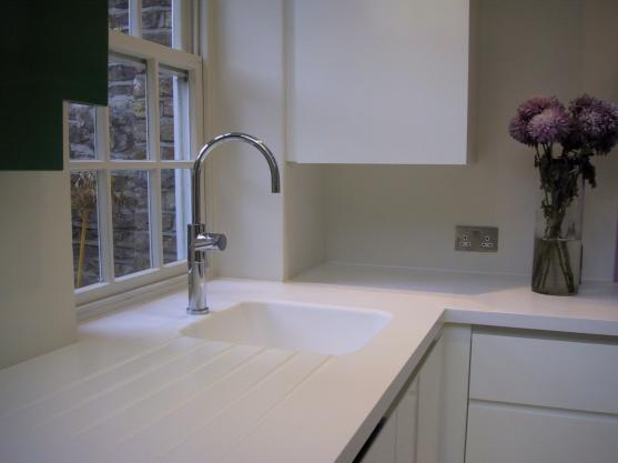 Kitchen Sink Designs by Distinction Joinery