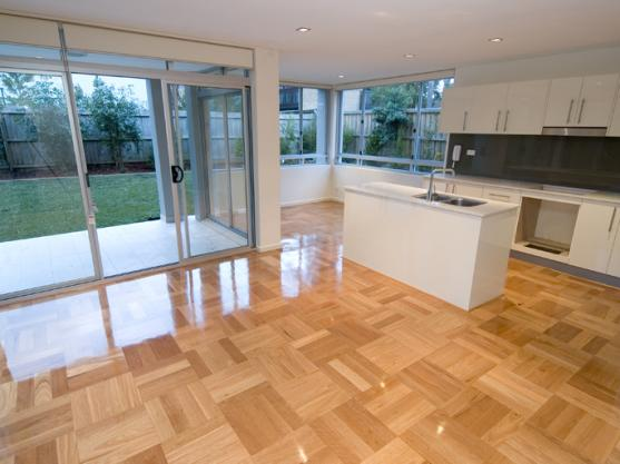 Timber Flooring Ideas by Calandra Constructions Pty Ltd