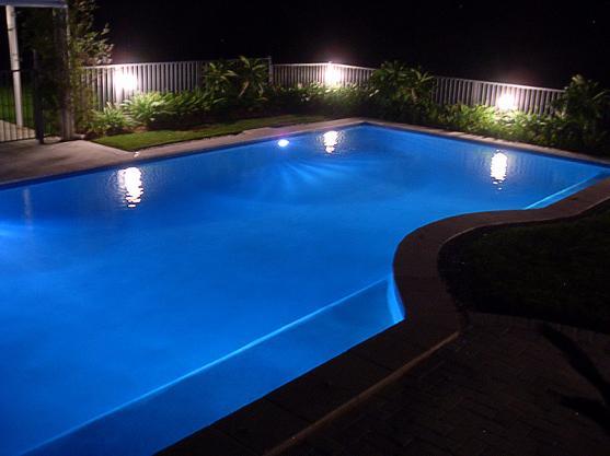 Pool Lights Ideas by IMAGE POOLS