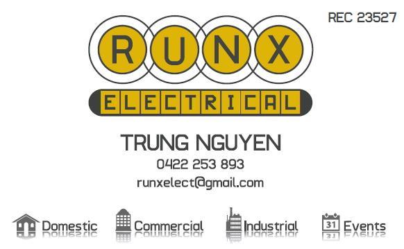 RUNX Electrical Keysborough Trung Nguyen 5