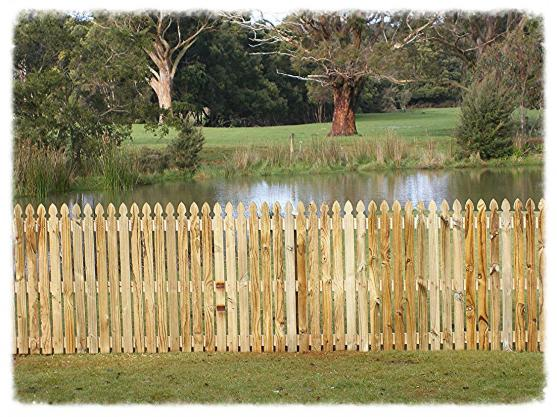 Timber Fencing Designs by Fisher Fencing