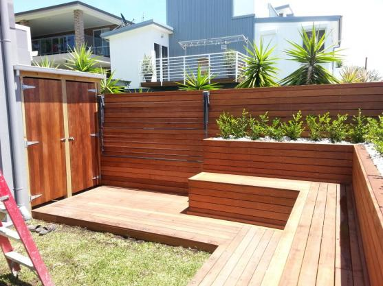 Elevated Decking Ideas by MSP Carpentry