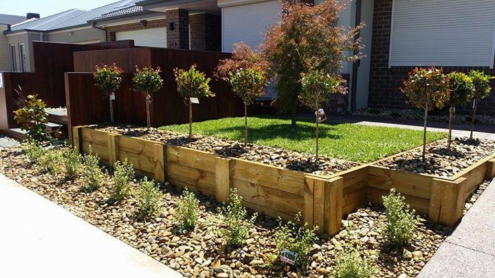 retaining walls inspiration - xsell landscaping constructions  u0026 designs