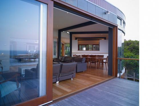 Bifold Door Designs by Architectural Hardwood Joinery