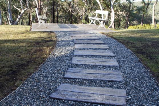 Garden Path Design Ideas by Taylor Made Gardens QLD