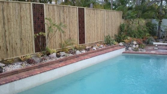Timber Fencing Designs by Noosa Custom Lattice & Bamboo