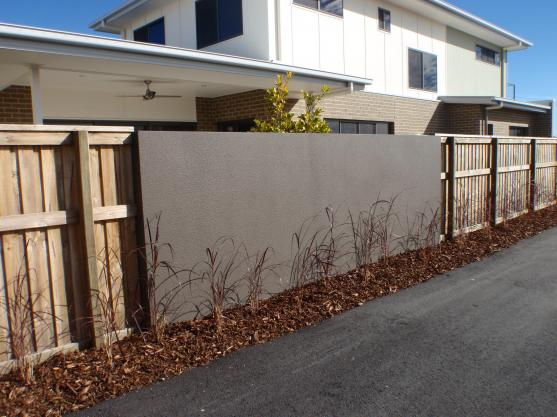 Brick Fencing Designs by Greenblock Exterior Innovations