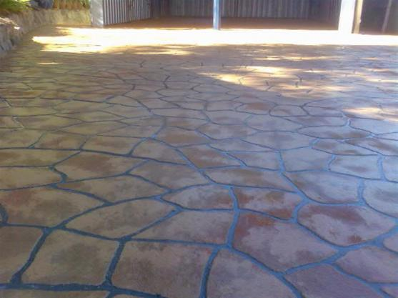 Concrete Resurfacing Ideas by The Concreting and Paving Professionals.
