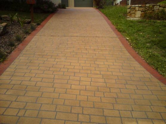 Driveway Designs by The Concreting and Paving Professionals.