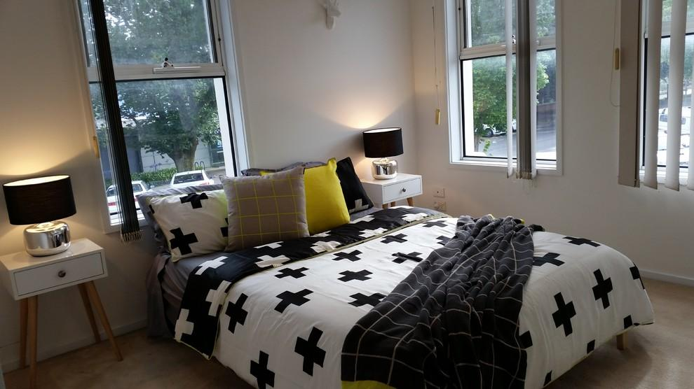 Bedrooms inspiration colour pop interior design for Interior design inspiration australia