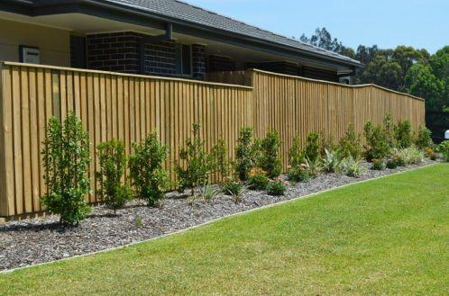 Timber Fencing Designs by Abode Corporate Group Pty Ltd
