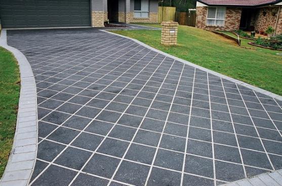 Driveway Designs by Cobbleprint Concrete